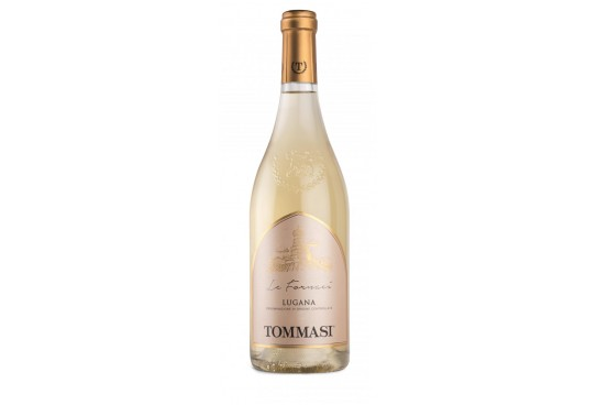 Italian Wines in the World: Tommasi's Le Fornaci, Lugana DOC 2016