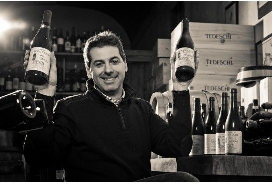 The courage to be always yourself: Tedeschi, an authentic winery
