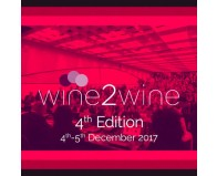 The fourth edition of wine2wine expects 1,500 people of wine experts on December 4th-5th 2017