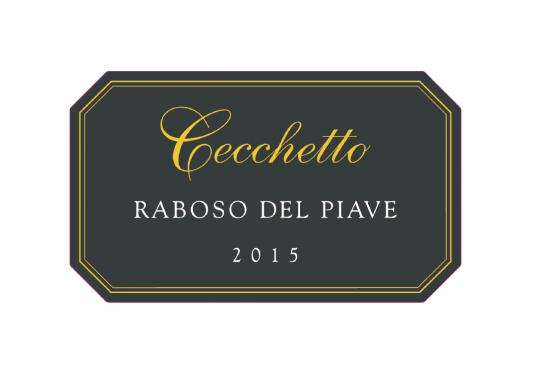 Italian Wines in the world: Raboso Piave DOC 2015