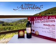 Valpolicella Classico Superiore Ripasso DOC Acinatico 2016 was awarded with the gold medal at Mondial des Vins extrêmes 2018