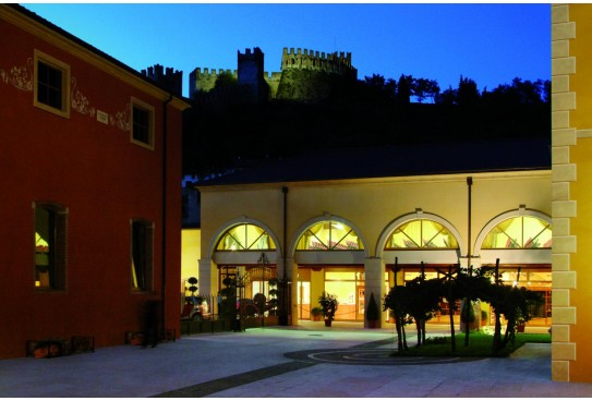 Italian wines in the world: Cantina di Soave's