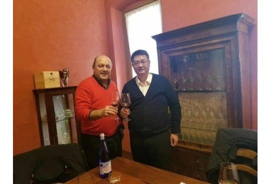 Export: Dal Forno's Amarone conquers China