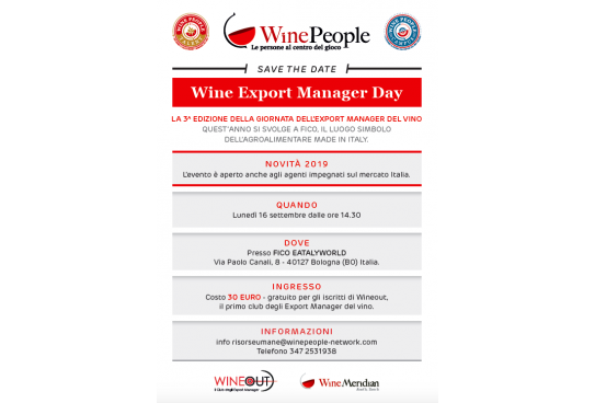 Save the date: torna il Wine Export Manager Day!